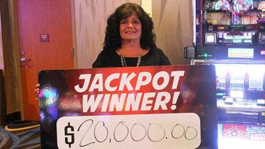 Jackpot Winner Debra