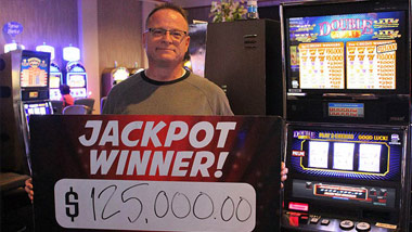 Jackpot Winner Leroy