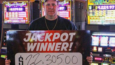 Jackpot Winner Joe