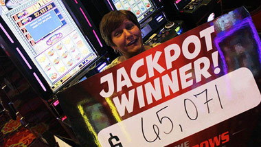 Jackpot Winner Cindy
