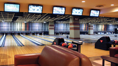 Meadows Lanes: Bowling Alley | The Meadows